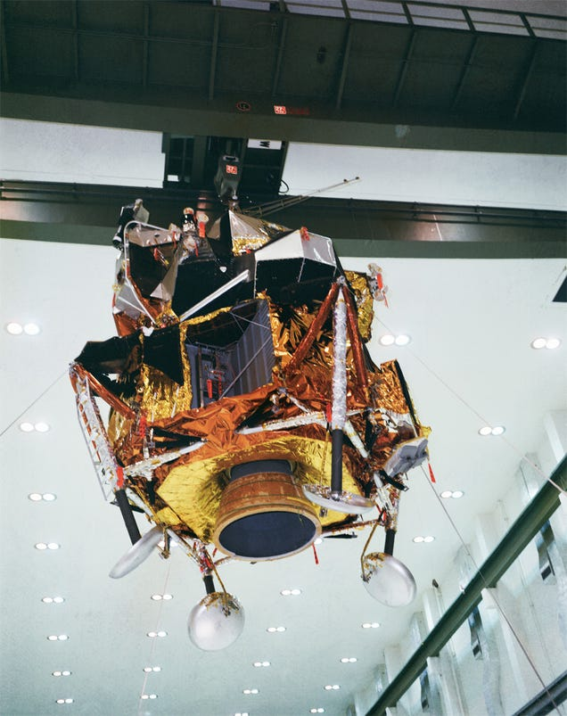 how apollo spacecraft works - photo #36