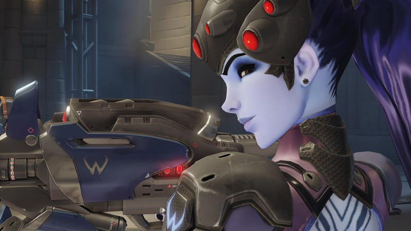 Illustration for article titled One Overwatch Fan Is Tracking The Best Widowmaker Duelists In The League
