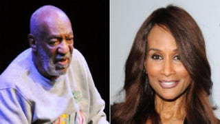Bill Cosby; Beverly JohnsonGerardo Mora/Getty Images; Angela Weiss/Getty Images