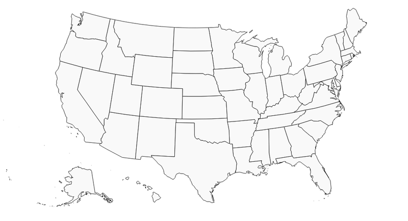 Illustration for article titled The Regions Of The United States