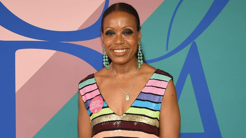 Tracy Reese attends the 2017 CFDA Fashion Awards on June 5, 2017 in New York City.