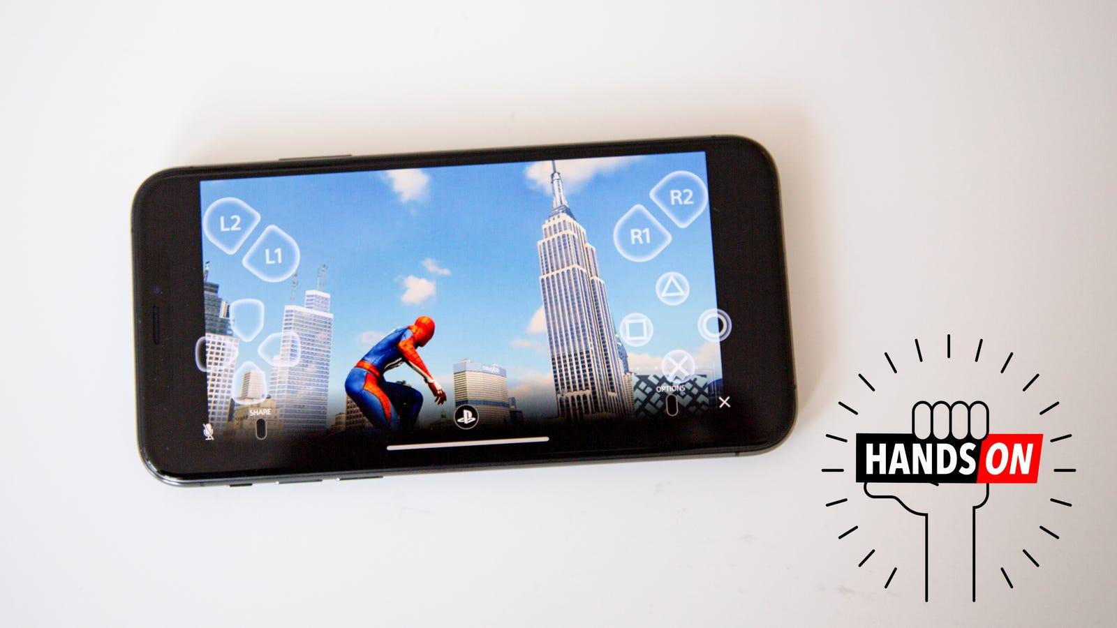 Banyonuzdan iPhone'unuzda PS4 Nasıl Oynanır