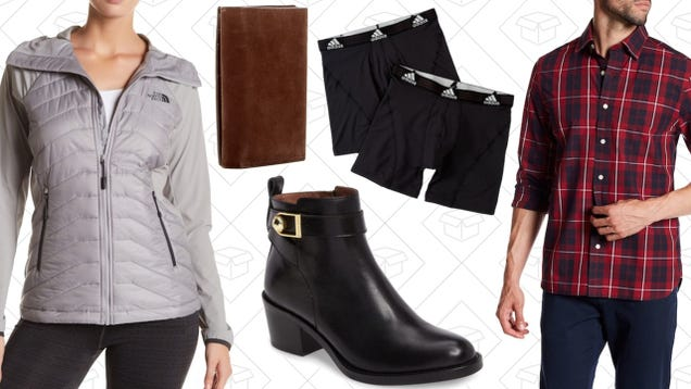Nordstrom Rack Ups The Ante With a 30% Off Clearance Sale For Black Friday