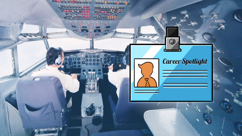 Illustration for article titled Career Spotlight: What I Do as an Airline Pilot
