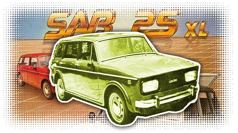 Illustration for article titled Here's A Sweet Car You've Never Heard Of: The Starline Sab 25 XL
