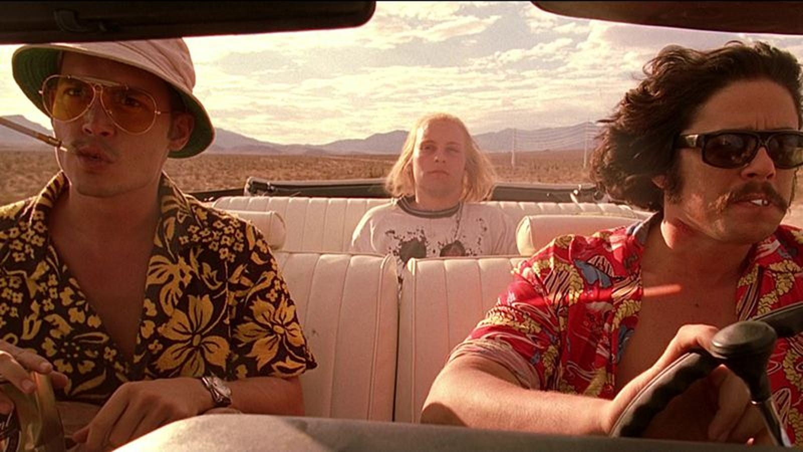 Fear and Loathing in Las Vegas: Actors, Story. Interesting Facts 4