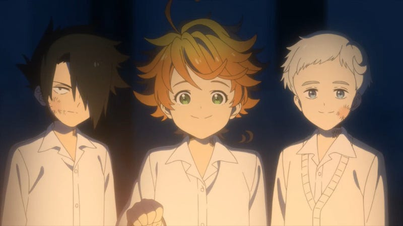 Illustration for article titled The Promised Neverland: The AniTAY Review
