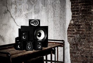 Illustration for article titled The Best 5.1 Speaker Systems You Can Buy for $800 or Less