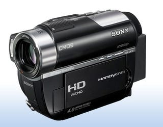 Illustration for article titled $200 Discount on Sony HD Camcorders, Free Shipping