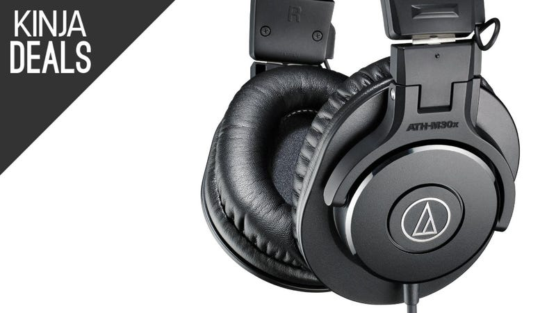 Illustration for article titled These Audio-Technica Headphones Start At Just $55 Today