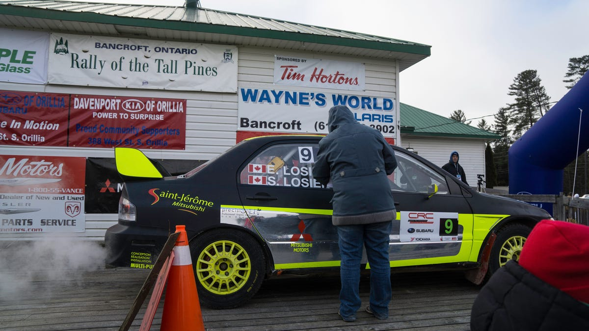 CRC 2015 Rally of the Tall Pines Photodump