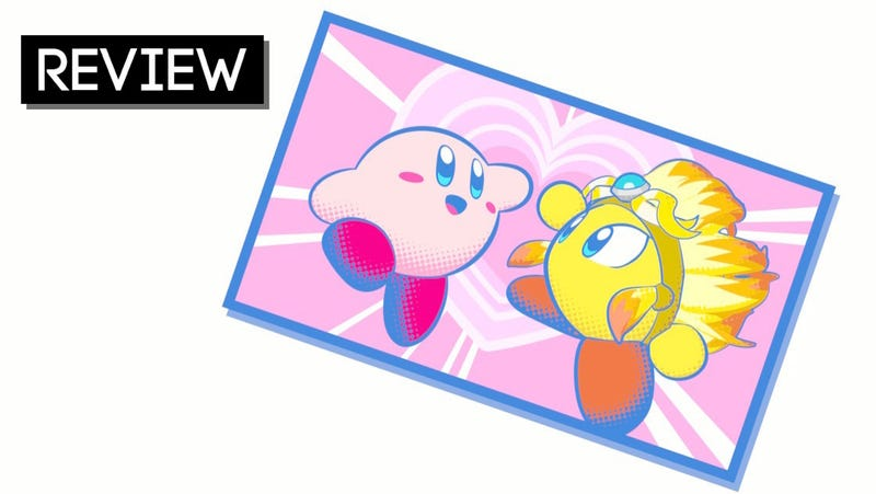 Illustration for article titled Kirby Star Allies: The Kotaku Review
