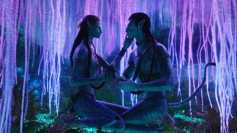 Avatar sex scene not in movie