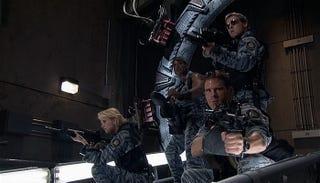 Illustration for article titled Stargate: SG-1 Rewatch - Season 9, Episode 13Ripple Effect& Episode 14Stronghold