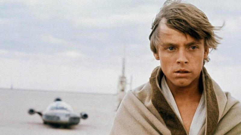 This Video Proves Once and For All That Luke Skywalker is Star Wars's Straight Man