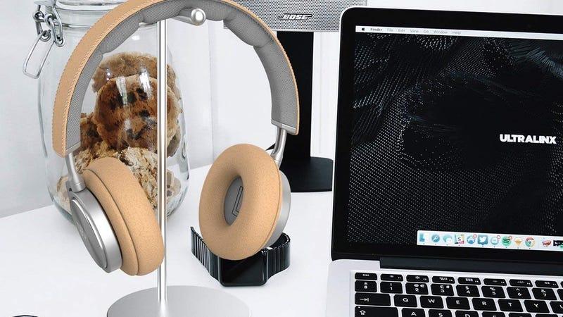 Lamicall Headphone Stand | $7 | Amazon