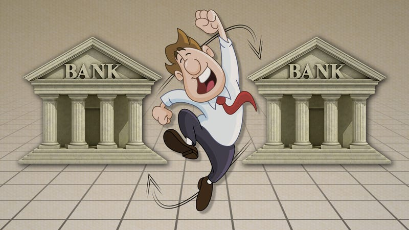 How to Painlessly Switch Banks