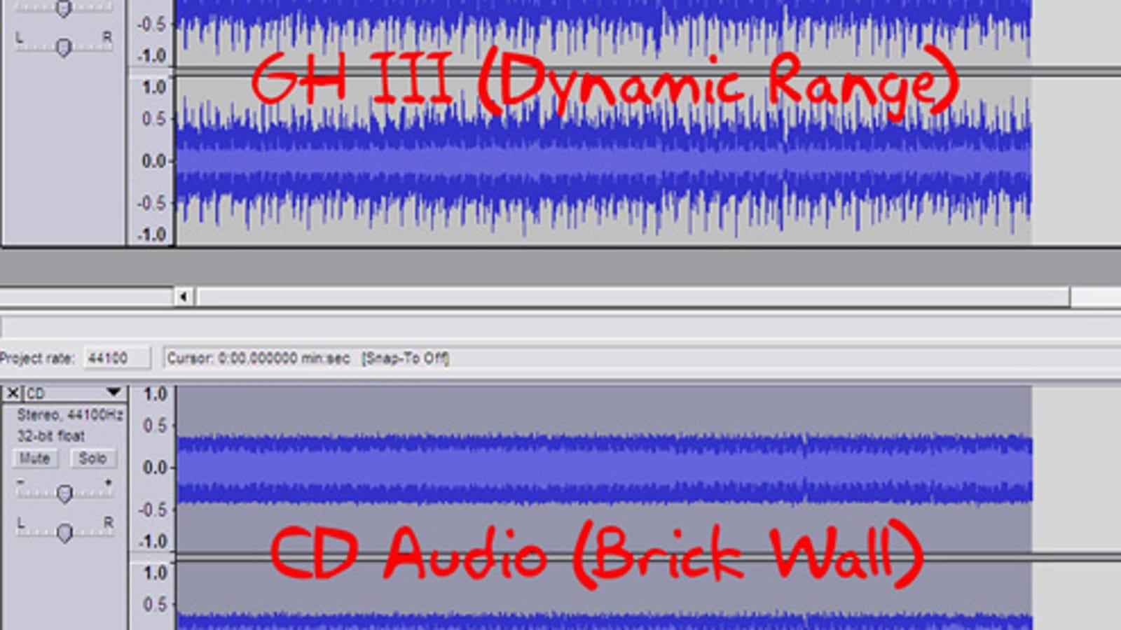 Audio Engineer Claims that Metallica's Latest Album Sounds