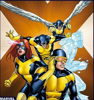 Illustration for article titled New X-Men: First Class set pics reveal a few new mutant sneak peeks