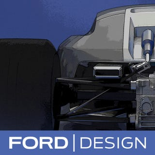 Illustration for article titled I still think that this is what's getting unveiled  in Detroit.