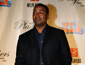 Illustration for article titled Even Cris Carter Doesn't Listen To Cris Carter