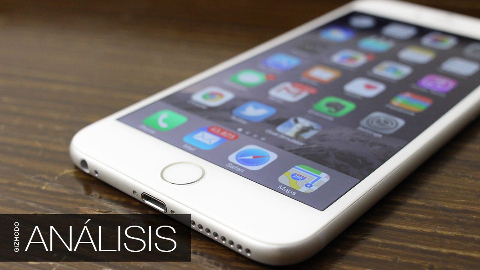 iPhone 6 Plus, análisis: el mejor tablet que he usado nunca