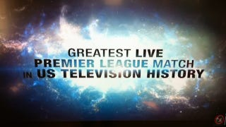 """Illustration for article titled A Fair-And-Balanced Look At What Fox Called """"The Greatest Live Premier League Match In US Television History"""""""