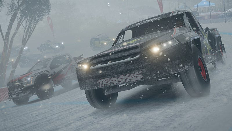 Illustration for article titled How To Get To Forza Horizon 3's New Blizzard Mountain