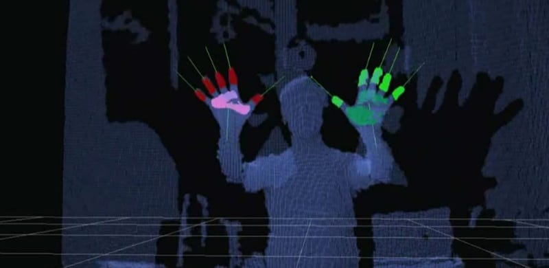 Illustration for article titled Kinect Just Filed A Minority Report