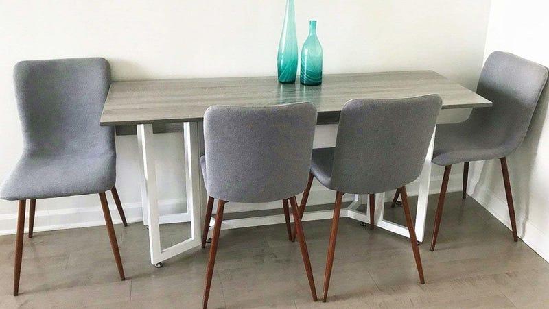 4-Pack Coavas Dining Chairs | $149 | Amazon | Promo code Kinja1688