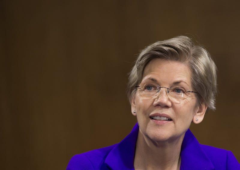 Sen. Elizabeth Warren (D-Mass.)Getty Images