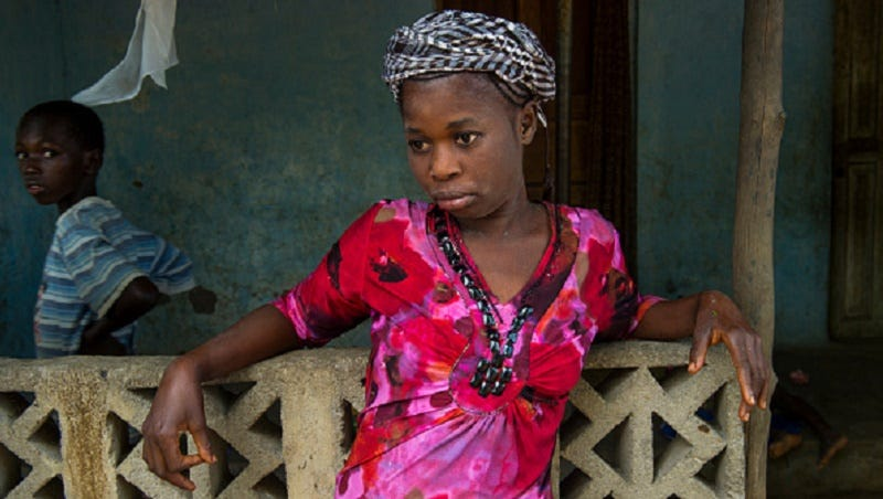 Illustration for article titled Teen Pregnancy Is Rising in West Africa as an After-Effect of the Ebola Crisis