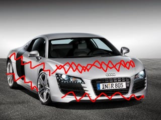 Illustration for article titled Teenagers Vandalize 70% Of Audi Dealership's Inventory