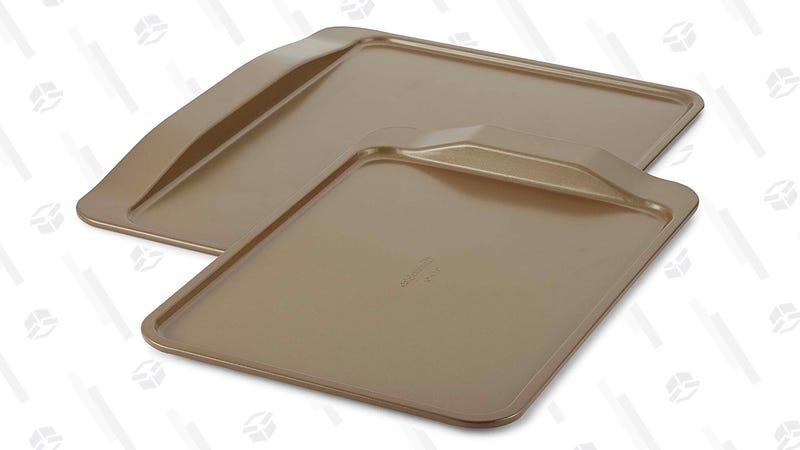 Calphalon 2 Piece Nonstick Bakeware Cooke Sheet Set | $20 | Amazon