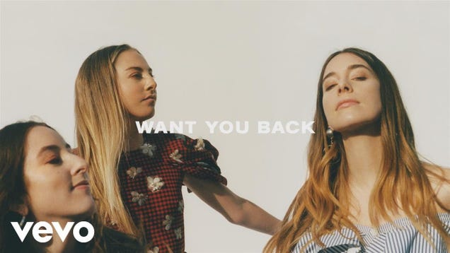 Haim s New Single Is Wilson Phillipsier Than Ever, and That s Just Fine
