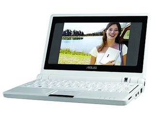 Illustration for article titled Asus Eee PC Gets Pricing and Release Date