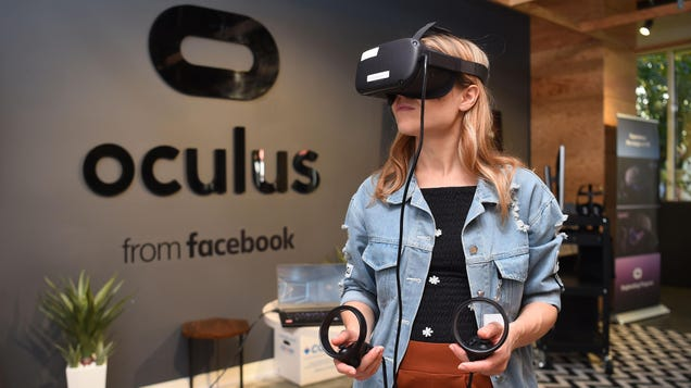 Oculus  New Experimental API Blends Virtual Reality With Your Real-World Surroundings