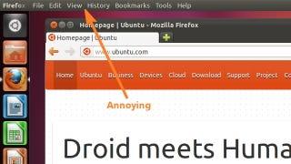 How to Disable Ubuntu's Annoying Global Menu Bar