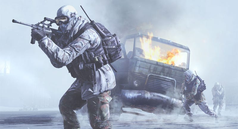 Illustration for article titled Call of Duty Creators Infinity Ward Have Been 'Reconstructed'