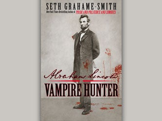 Illustration for article titled Read the First Chapter of Seth Grahame-Smith's Abraham Lincoln: Vampire Hunter