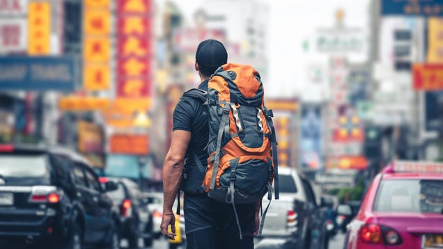 How to Travel When You're Broke