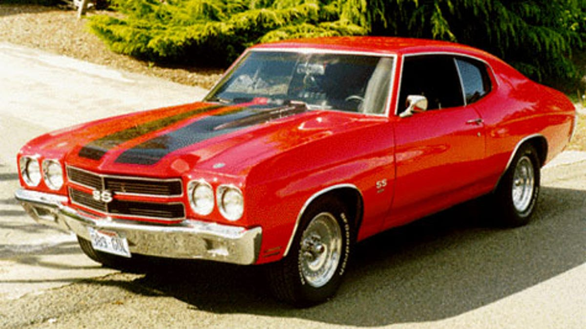 Crowning the King of 1970: Buick GSX vs Chevy Chevelle SS  vs Olds
