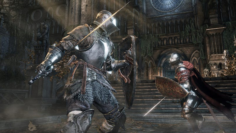 Illustration for article titled From Software Says Dark Souls 3's Seemingly Useless Poise Stat Is Working As Intended