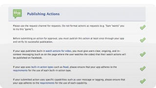 Illustration for article titled Facebook Finally Fights Back Against Auto-Sharing Spam With New Rules