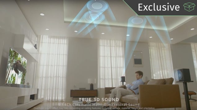 Experience 5.1.4 Dolby Atmos Audio With This Samsung Sound Bar, Now Cheaper Than Ever [Exclusive]