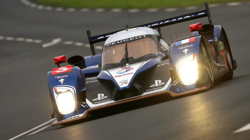 Illustration for article titled Peugeot Pulls Out Of 24 Hours Of Le Mans