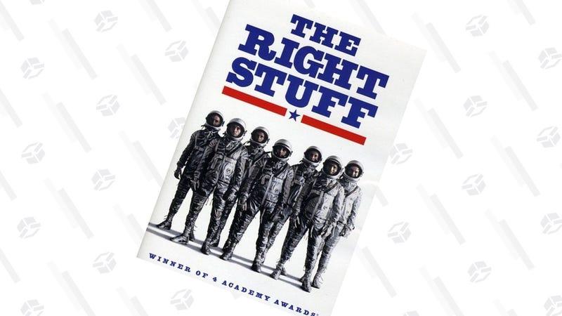 The Right Stuff | $5 | Amazon