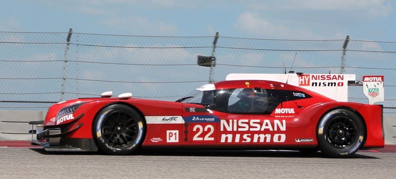 Illustration for article titled Nissan's Bonkers Le Mans Prototype Isn't Dead, Is Working To Get Faster