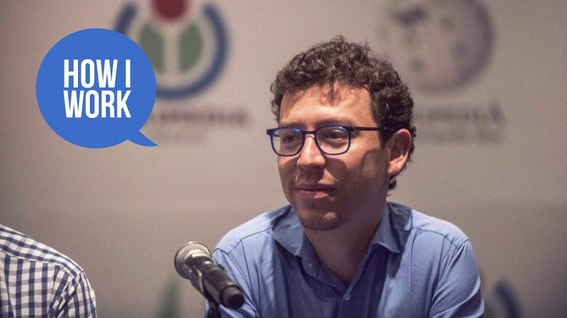 Illustration for article titled I'm Luis von Ahn, CEO of Duolingo, and This Is How I Work