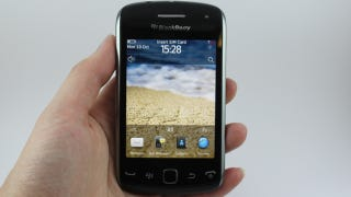 Illustration for article titled BlackBerry Curve 9380 Is the First All-Touchscreen Cheapie Curve